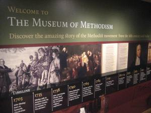 Welcome to the Museum of Methodism